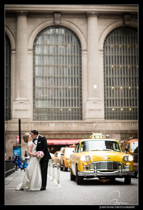 Grand Central Terminal Wedding Pictures