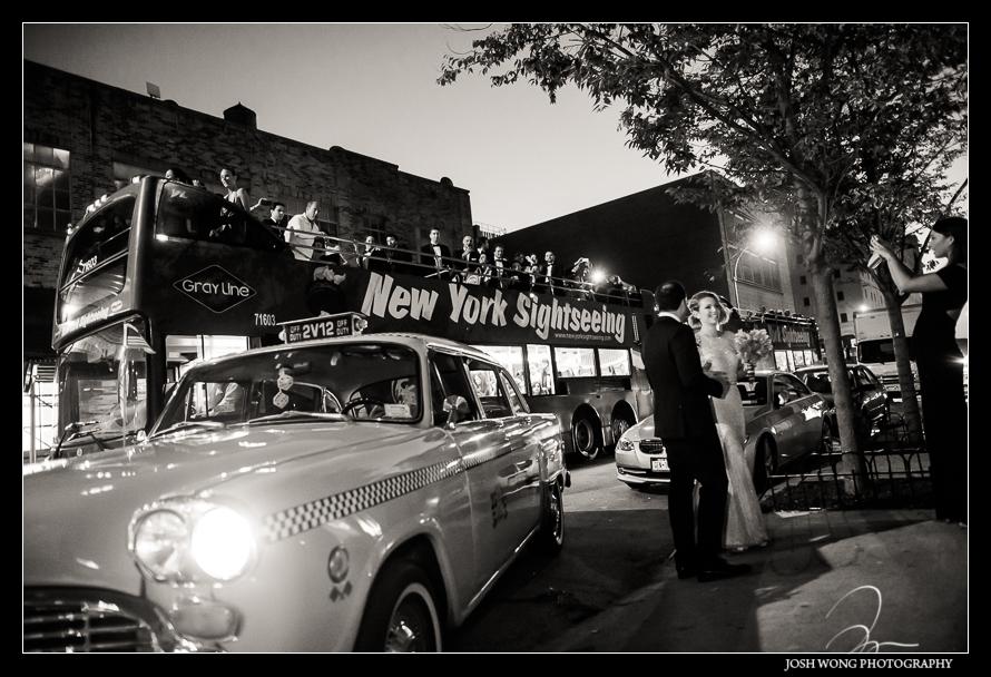 A Cedar Lake Studio Wedding in New York City Brazilian Wedding Pictures by Josh Wong Photography