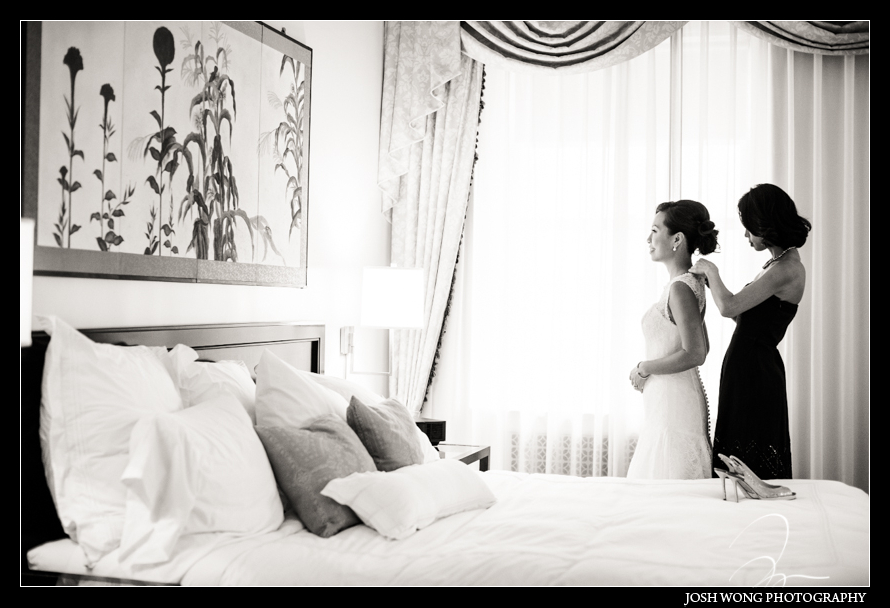 Intimate Wedding at the 3 West Club - New York City - 3 West Club Wedding pictures by NYC Wedding Photographer Josh Wong Photography