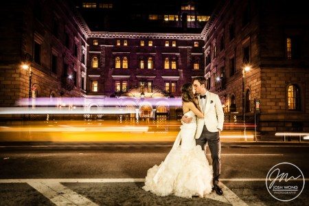 Lotte New York Palace Hotel Wedding photography