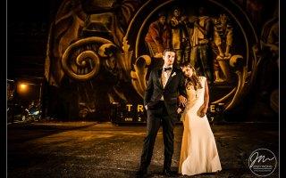 Wedding at Vie by Cescaphe, St. John Baptist Church, and City Hall Philadelphia - Philadelphia PA