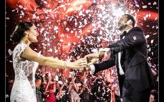 Guastavino's Wedding Pictures by NYC Wedding Photographer Josh Wong Photography
