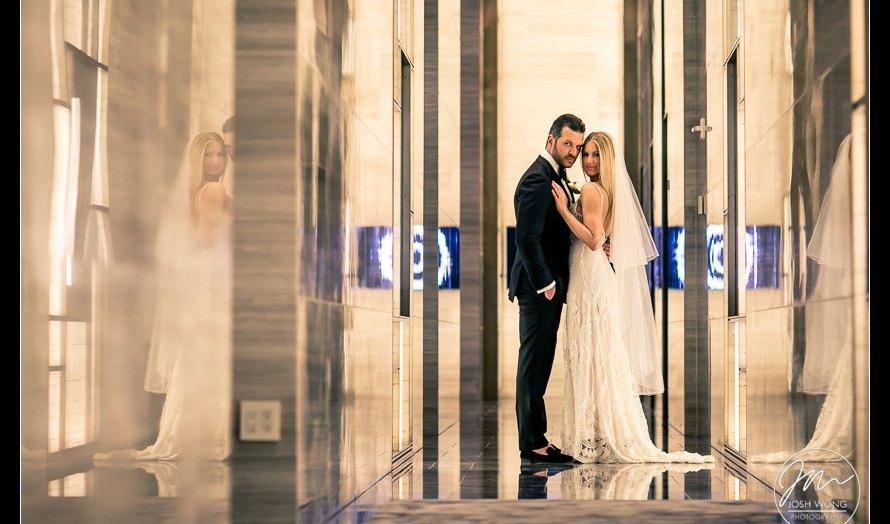 Park Hyatt Hotel Wedding NYC