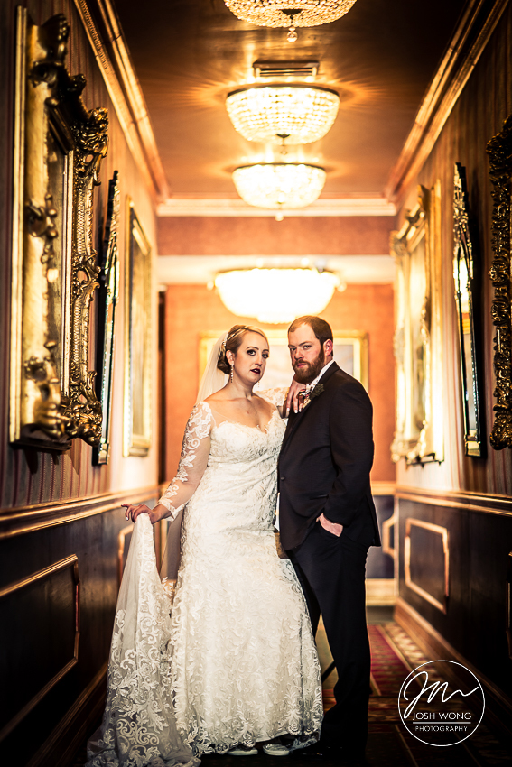 Leonard's Palazzo Wedding pictures by Josh Wong Photography