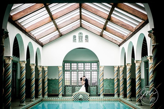 Pleasantdale Chateau New Jersey Weddings. Wedding Pictures by New Jersey Photographer Josh Wong Photography