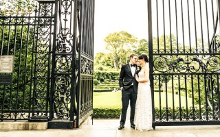 The Nomad Hotel New York City, The Jane Hotel, and a Conservatory Garden Central Park Wedding.