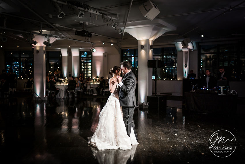 Father Daughter Dance at Tribeca 360 New York City Weddings