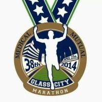2014 Glass City Marathon