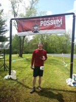 My first Ultra Marathon - Playin' Possum 50k #TeamPossum