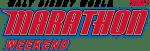 2021 Walt Disney World Marathon Weekend