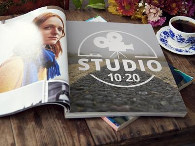 studio 10-20 logo design