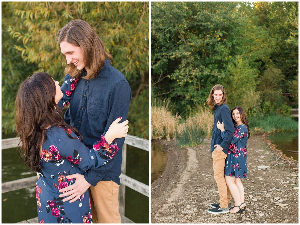Andy & Sam's Peace Valley Park Fall Engagement Session Photos_0010.jpg