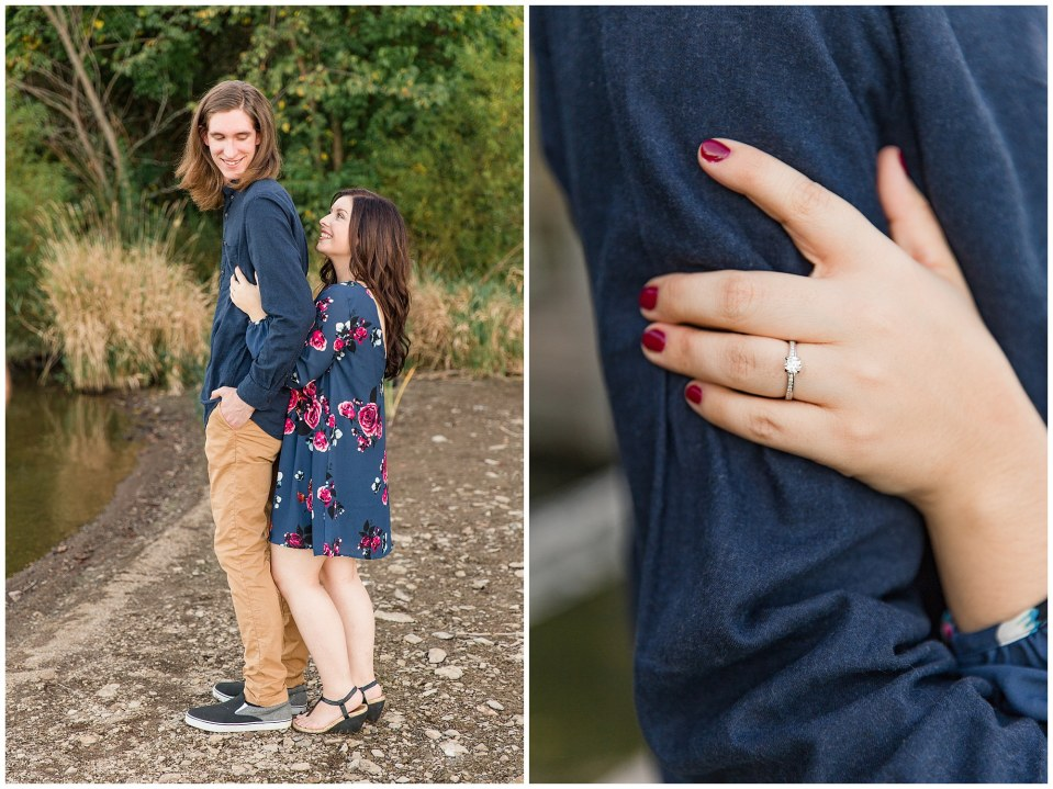 Andy & Sam's Peace Valley Park Fall Engagement Session Photos_0012.jpg