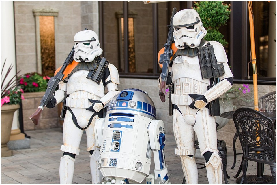 Pedro & Maggie's Star Wars Themed Wedding at La Bella Vista in Waterbury, CT Photos_0035.jpg