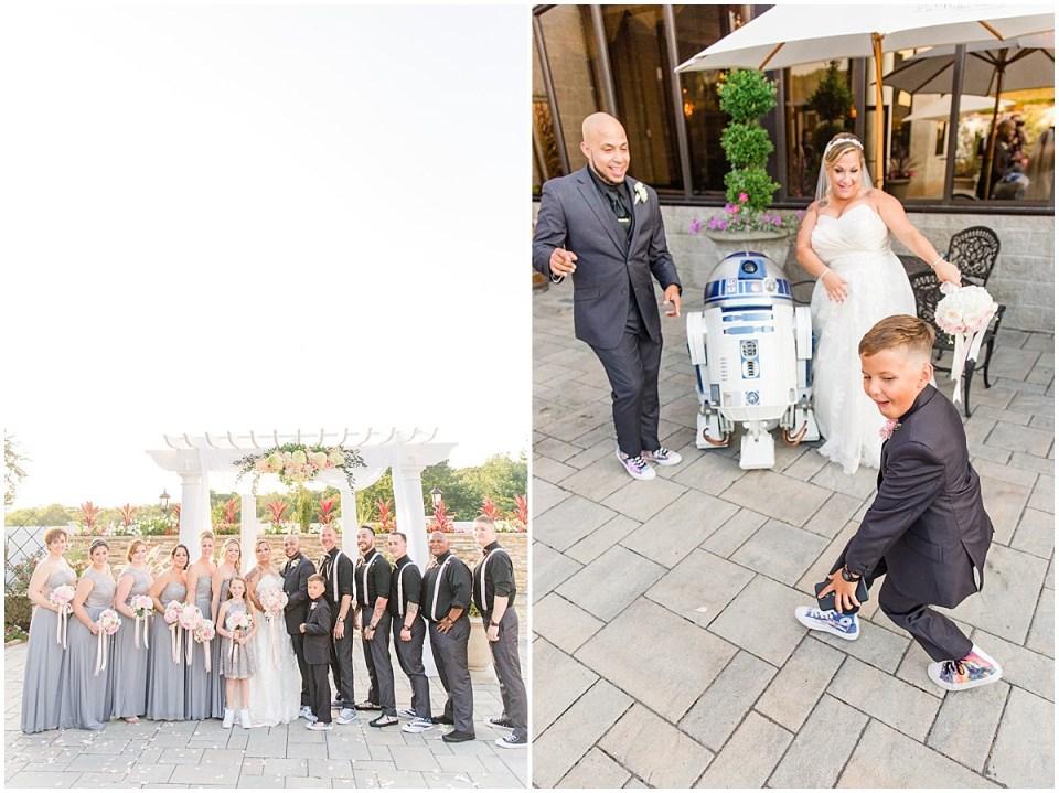 Pedro & Maggie's Star Wars Themed Wedding at La Bella Vista in Waterbury, CT Photos_0041.jpg