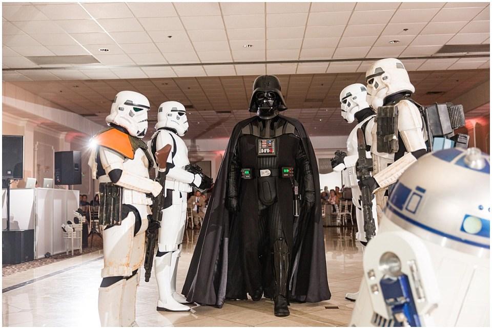Pedro & Maggie's Star Wars Themed Wedding at La Bella Vista in Waterbury, CT Photos_0096.jpg