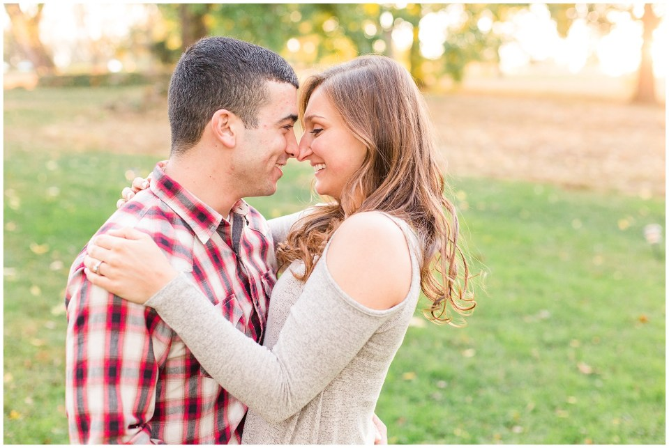 Austin & Nicole's Fall Engagement in Valley Forge National Park_0006.jpg