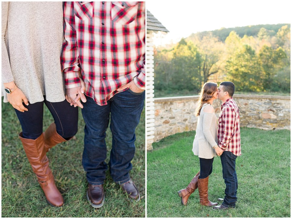 Austin & Nicole's Fall Engagement in Valley Forge National Park_0015.jpg