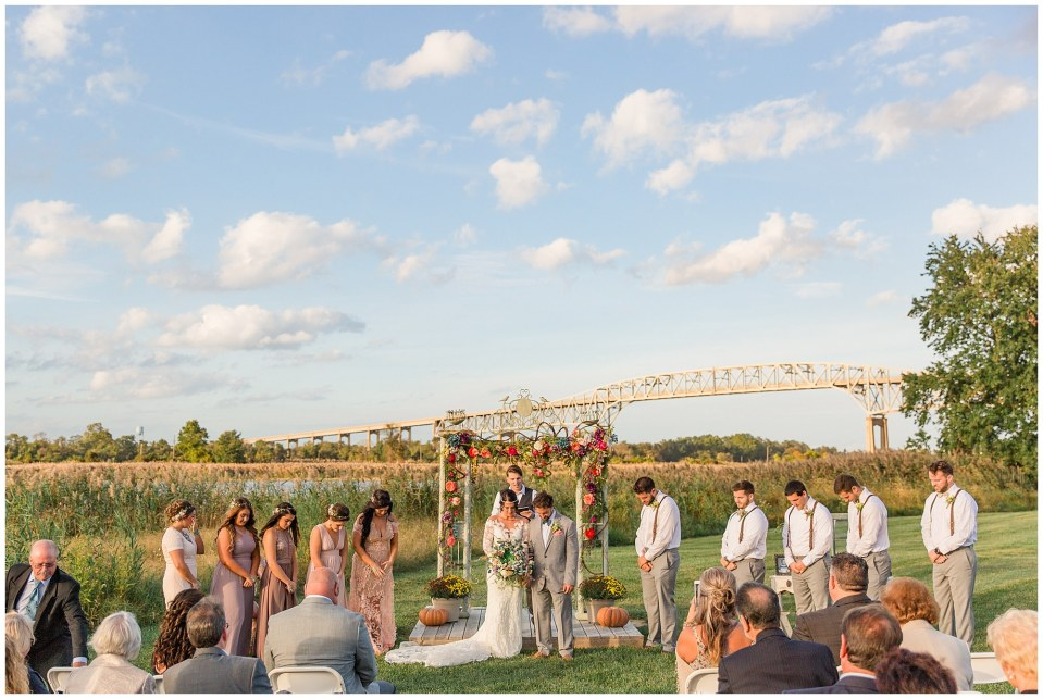 Cody & Hali's Boho Chic Barn Wedding at Thousand Acre Farms in Delaware Photos_0054.jpg