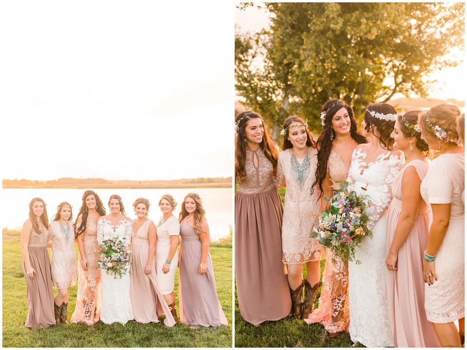 Cody & Hali's Boho Chic Barn Wedding at Thousand Acre Farms in Delaware Photos_0072.jpg