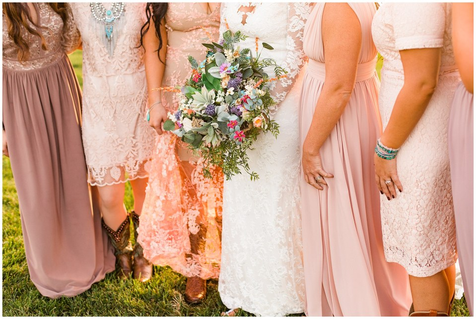 Cody & Hali's Boho Chic Barn Wedding at Thousand Acre Farms in Delaware Photos_0077.jpg