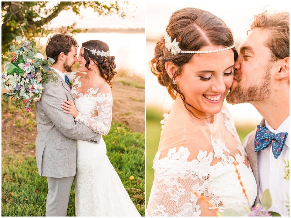 Cody & Hali's Boho Chic Barn Wedding at Thousand Acre Farms in Delaware Photos_0081.jpg