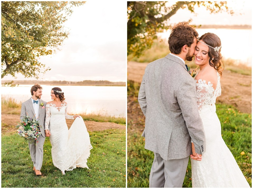 Cody & Hali's Boho Chic Barn Wedding at Thousand Acre Farms in Delaware Photos_0085.jpg