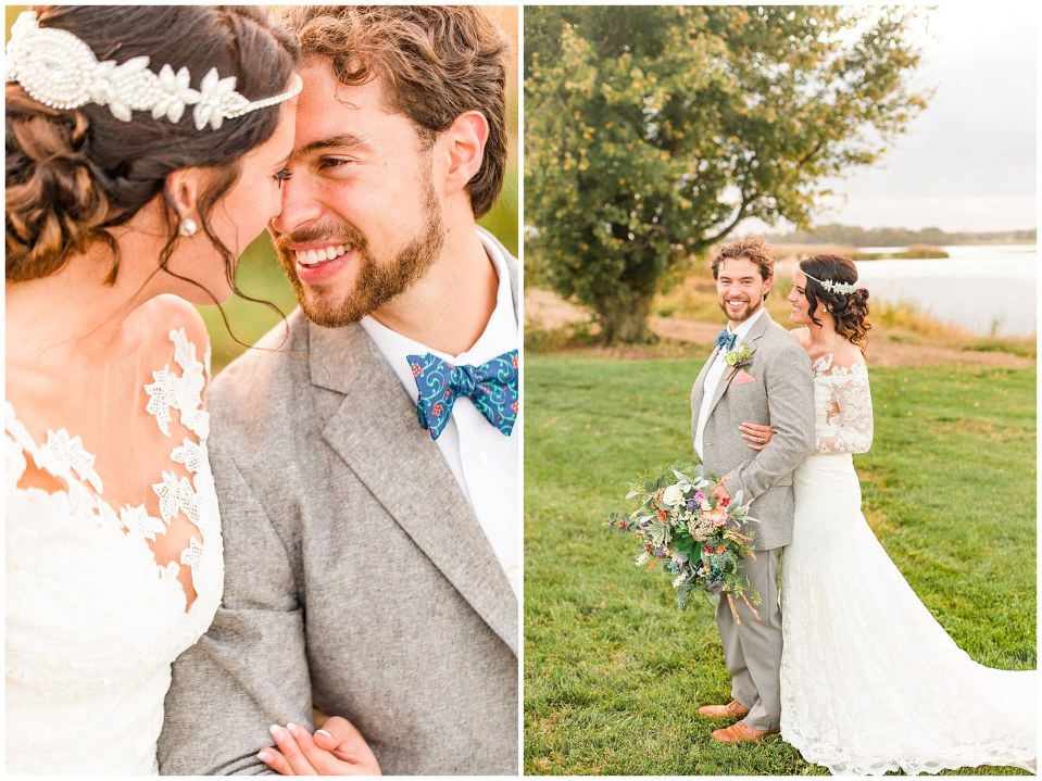 Cody & Hali's Boho Chic Barn Wedding at Thousand Acre Farms in Delaware Photos_0089.jpg