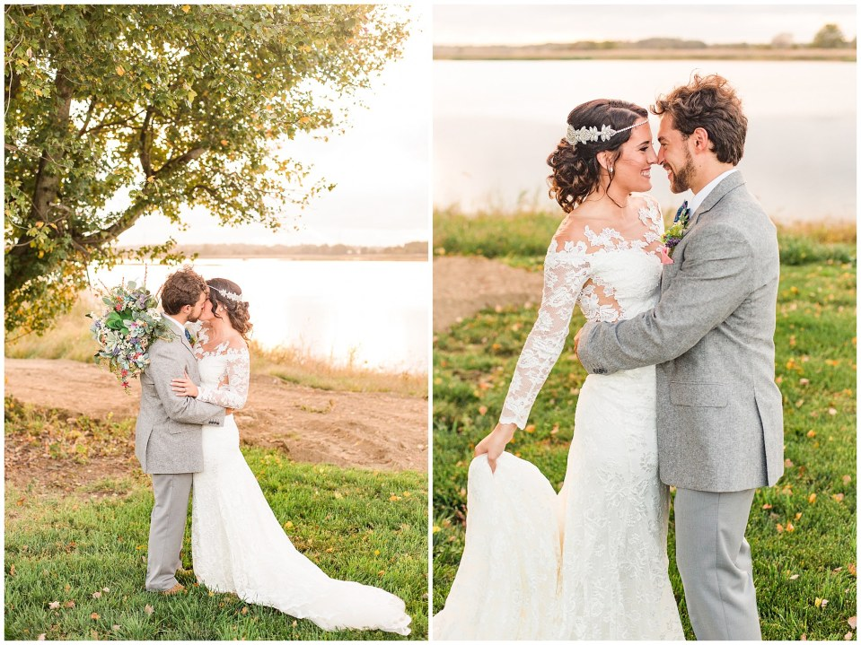 Cody & Hali's Boho Chic Barn Wedding at Thousand Acre Farms in Delaware Photos_0091.jpg