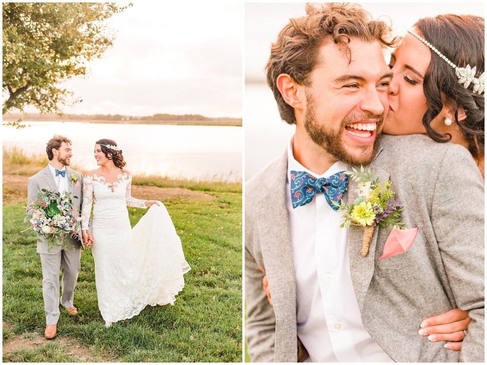 Cody & Hali's Boho Chic Barn Wedding at Thousand Acre Farms in Delaware Photos_0096.jpg