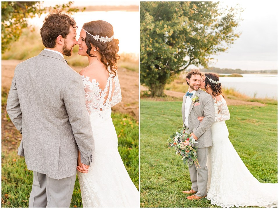 Cody & Hali's Boho Chic Barn Wedding at Thousand Acre Farms in Delaware Photos_0106.jpg