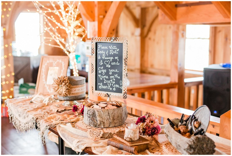 Cody & Hali's Boho Chic Barn Wedding at Thousand Acre Farms in Delaware Photos_0119.jpg