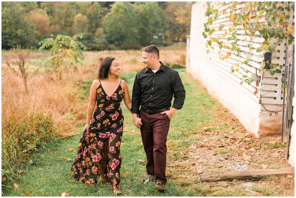 Jane & Dave's Fall Engagement at Valley Forge National Park_0011.jpg