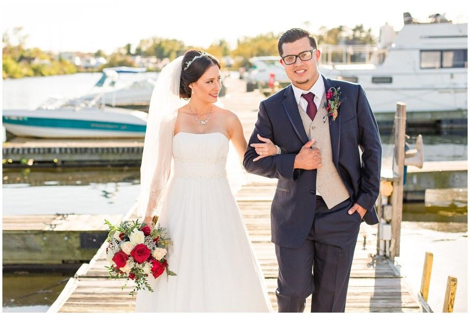 Julio & Elizabeth's Fall Wedding at Clark's Landing Yacht Club in Delran, NJ Photos_0059.jpg