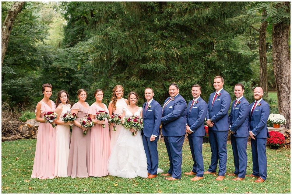 Nate & Jessie's Navy, Blush and Maroon Wedding at Aronimink Golf Club in Wayne, PA Photos_0038.jpg