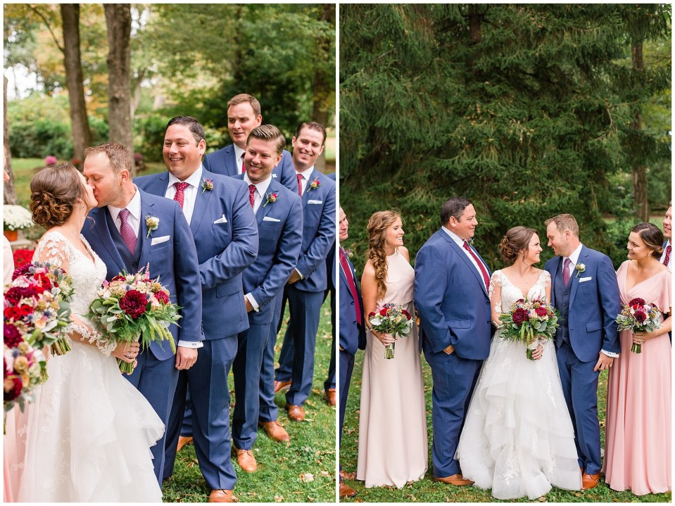 Nate & Jessie's Navy, Blush and Maroon Wedding at Aronimink Golf Club in Wayne, PA Photos_0041.jpg