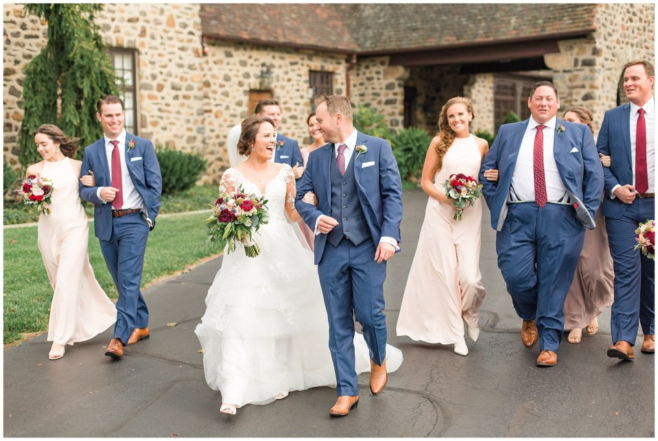Nate & Jessie's Navy, Blush and Maroon Wedding at Aronimink Golf Club in Wayne, PA Photos_0071.jpg