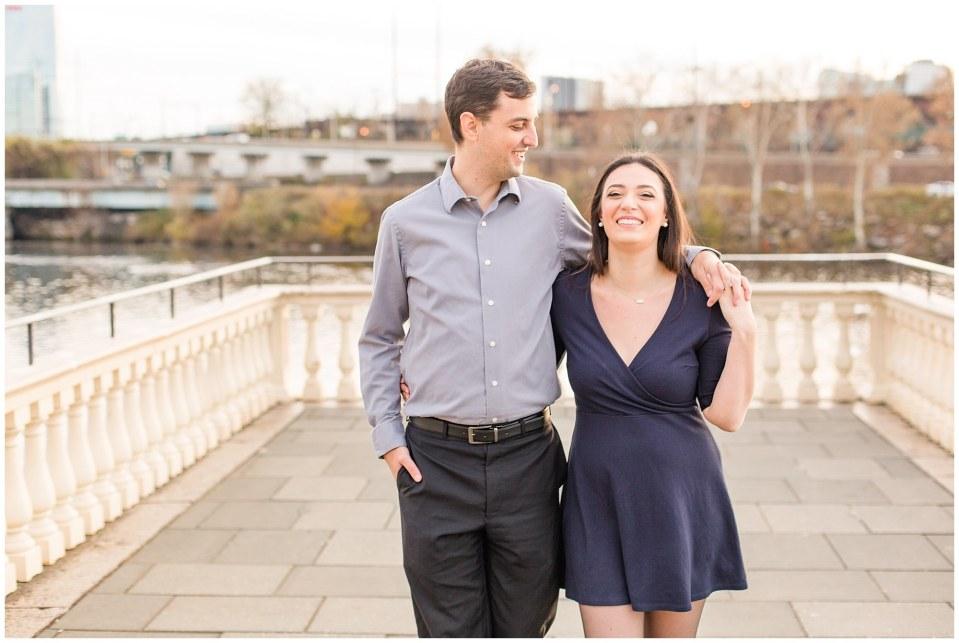Darren & Elizabeth's November Engagement at Waterworks and Cescaphe Venue in Philadelphia Photos_0012.jpg