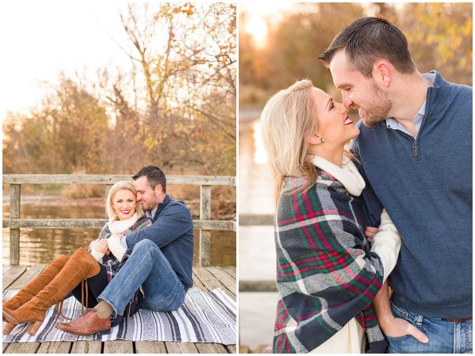 Donovan & Lauren's Winter Engagement at Peace Valley Park in Perkasie, PA Photos_0013.jpg