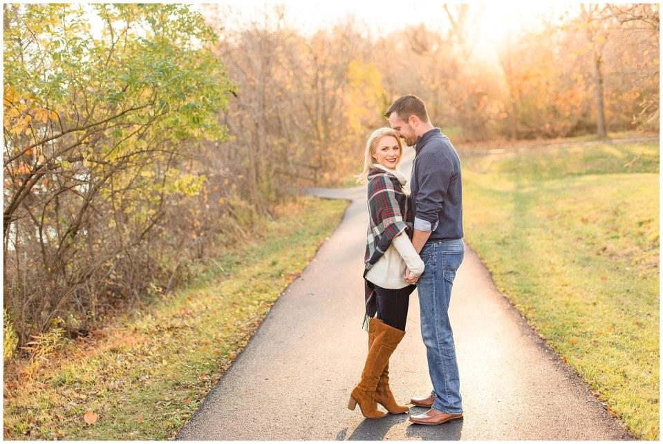 Donovan & Lauren's Winter Engagement at Peace Valley Park in Perkasie, PA Photos_0017.jpg