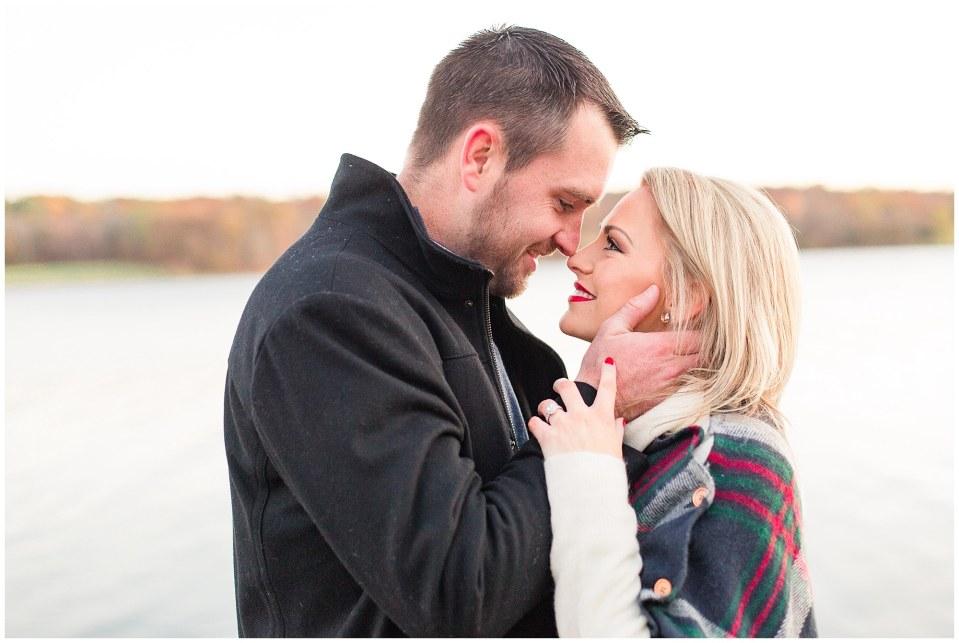 Donovan & Lauren's Winter Engagement at Peace Valley Park in Perkasie, PA Photos_0031.jpg