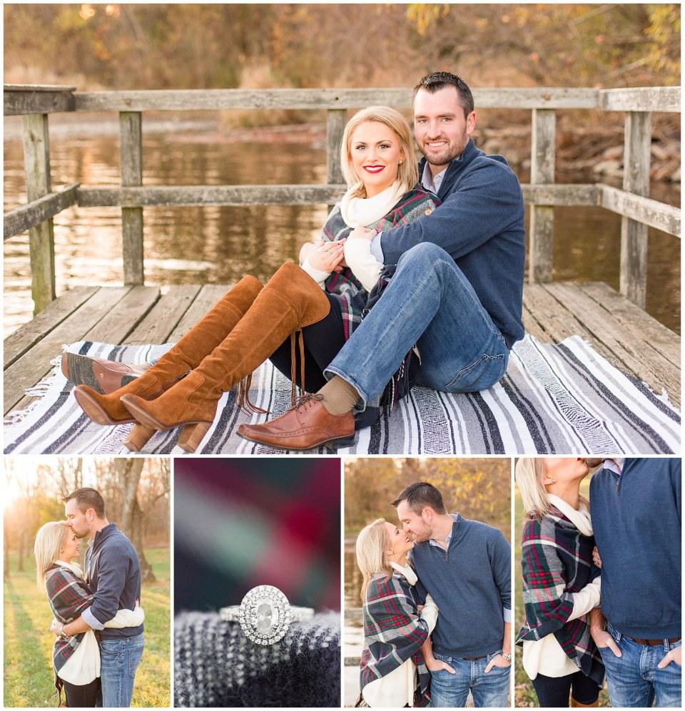 Donovan & Lauren's Winter Engagement at Peace Valley Park in Perkasie, PA Photos_0034.jpg