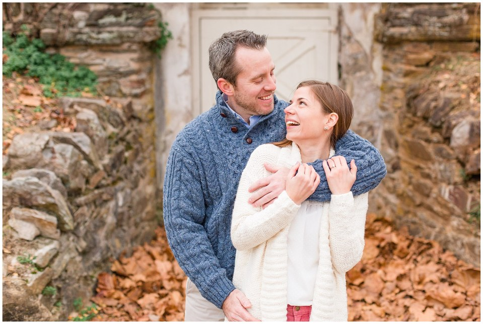 Pat & Emily's Windy November Engagement at Philander Chase Knox Estate in Valley Forge Park Photos_0017.jpg
