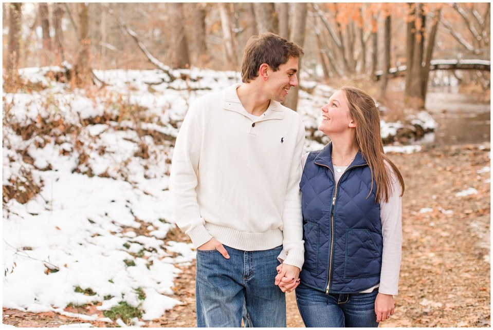 Jackson & Emily's Snowy Engagement Session in Valley Forge Park Photos_0022.jpg