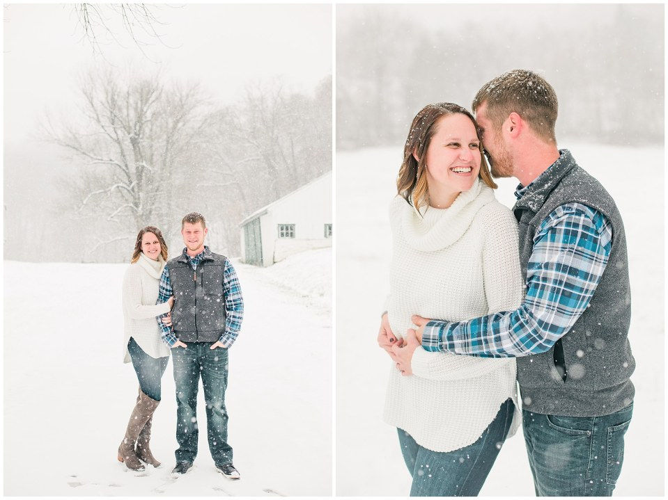Joseph & Sara's Snow Storm Engagement at Valley Forge National Park in Wayne, PA Photos_0001.jpg