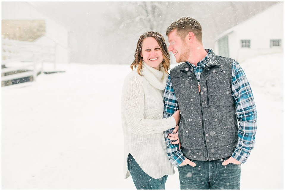 Joseph & Sara's Snow Storm Engagement at Valley Forge National Park in Wayne, PA Photos_0002.jpg