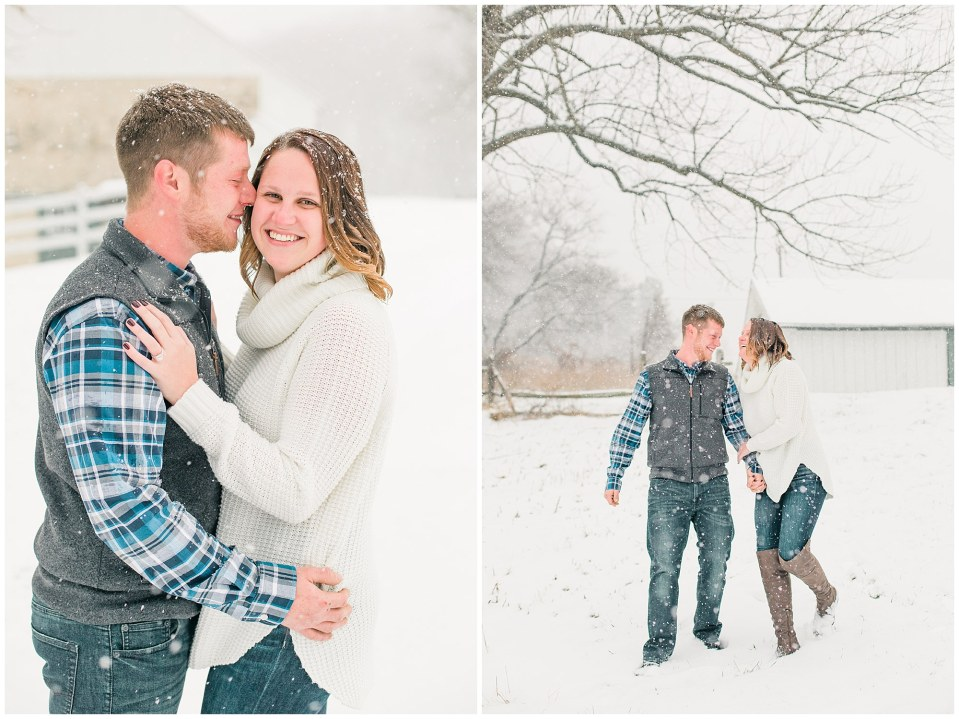 Joseph & Sara's Snow Storm Engagement at Valley Forge National Park in Wayne, PA Photos_0003.jpg