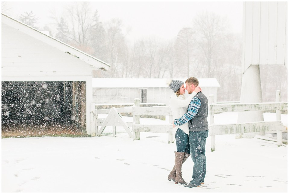 Joseph & Sara's Snow Storm Engagement at Valley Forge National Park in Wayne, PA Photos_0006.jpg