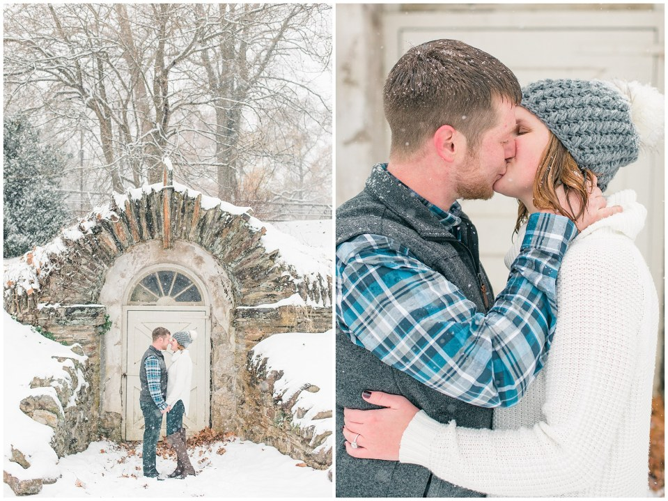 Joseph & Sara's Snow Storm Engagement at Valley Forge National Park in Wayne, PA Photos_0025.jpg