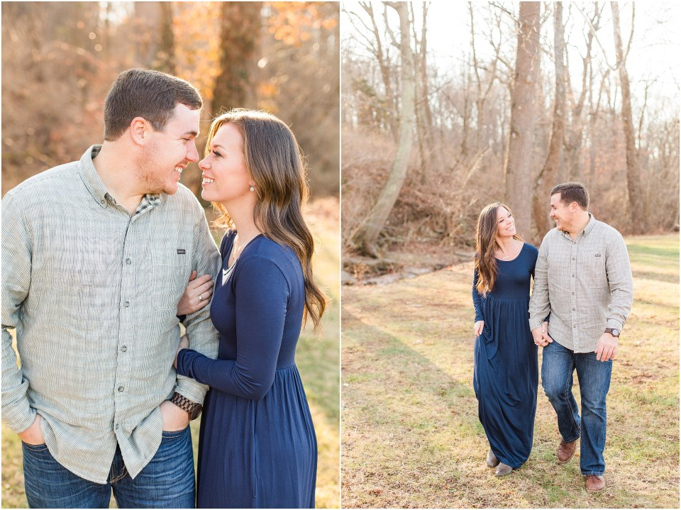 Richie & Kati's Winter Engagement at The Barn On Bridge in Collegeville, PA Photos_0005.jpg